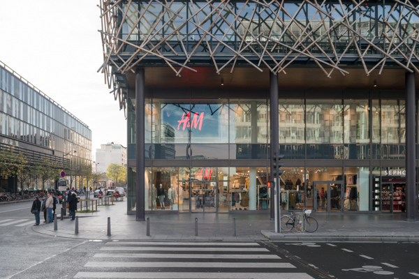 H m architectures ccc - 115 avenue de france 75013 paris ...